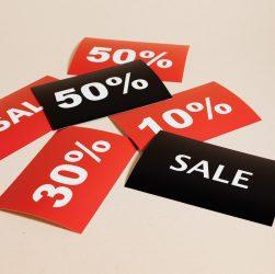 I codici sconto spingono gli acquisti online